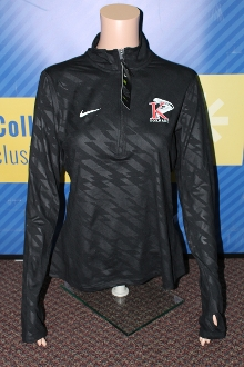 King University - Ladies Half Zip Nike