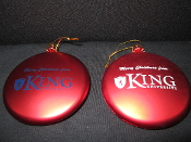 King University Ornament