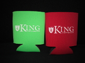 King University Koozie