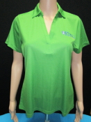 KU Ladies Polo - Lime