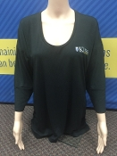 King University Womens Dolman Shirt