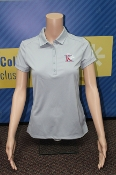 King University Nike Polo - Dri Fit - Women