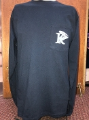 KU Vintage Wash Long Sleeve