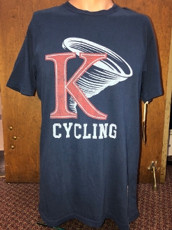 Cycling Athletic Tee 2018