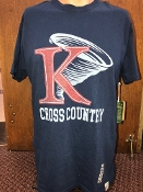 Cross Country Athletic Tee 2018