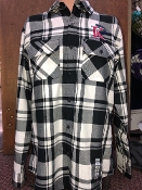 KU Flannel Shirt