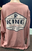 KU Pocket Tee - Vintage Red