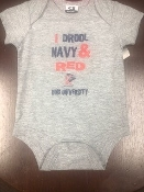 King University Infant Onesie